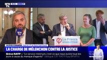 """Alexis Corbière: """"Jamais nous n'avons fait obstacle à la perquisition, jamais nous n'avons fait obstacle à la justice"""" - 12/09"""