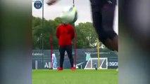 Mbappe regresa a los entrenamientos