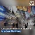 Salon de Francfort 2019: Une balade en voiture électrique