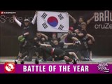 BATTLE OF THE YEAR 2011 - 07 - JINJO CREW - KOREA (OFFICIAL HD VERSION AGGROTV)