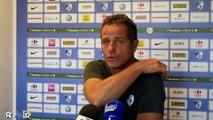 """Philippe Hinschberger (GF38) : """"Grappiller des points aujourd'hui c'est presque insuffisant"""""""