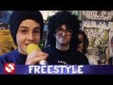 FREESTYLE - MASSIVE TÖNE   BRAND NUBIAN - FOLGE 62 - 90´S FLASHBACK (OFFICIAL VERSION AGGROTV)