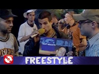 FREESTYLE - MC RENE & SPAX / OUT OF CONTROL BREAKDANCE - FOLGE 96 (OFFICIAL VERSION AGGROTV)