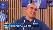 El Ping Pong a Alan Miño