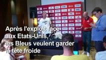 "Mondial de basket: ""On a faim"", lance Evan Fournier"