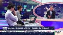 Bruno Le Maire refuse le Libra en Europe - 12/09