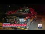 Intentaron quemar dos patrullas en Zapopan | Noticias con Ciro Gómez Leyva