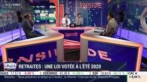 Les insiders (2/2): Retraites, une loi votée à l'été 2020 - 12/09