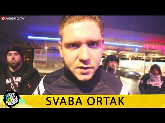 SVABA ORTAK - HALT DIE FRESSE NR. 382 (OFFICIAL HD VERSION AGGROTV)