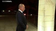 شاهد: نتنياهو يلتقي بوتين في سوتشي على البحر الأسود قبل 5 أيام من انتخابات الكنيست