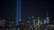 A Manhattan, un hommage lumineux aux tours jumelles disparues il y a 18 ans