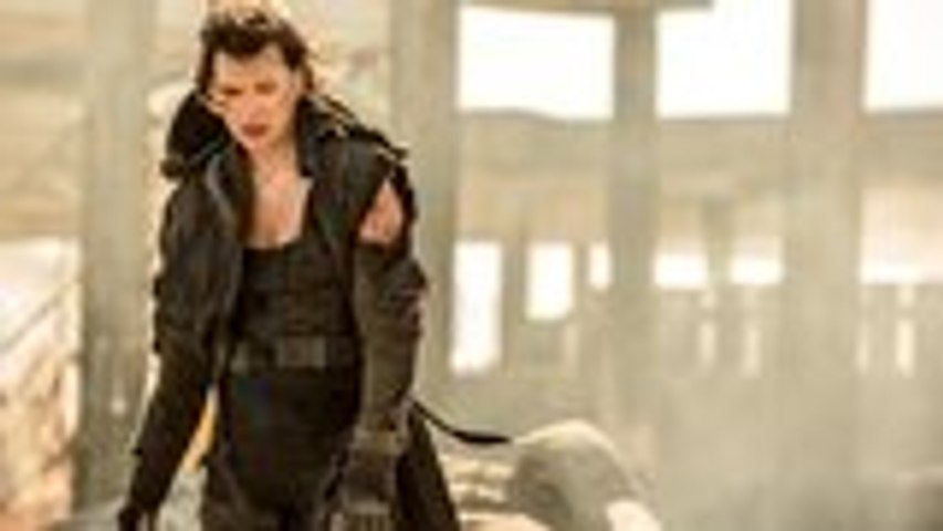'Resident Evil': Producers Sued by Milla Jovovich's Stunt Double Over On-Set Injury | THR News