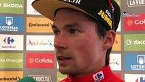 "Tour d'Espagne 2019 - Primoz Roglic : ""We can be optimistic"""