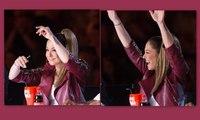 X-Factor: Απολαυστικά τα λικνίσματα της Αλσανίδου - Το συγκρότημα που την ενθουσίασε (Video)