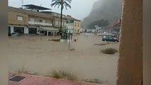 Municipios de Alicante acumulan más de 200 litros/m2