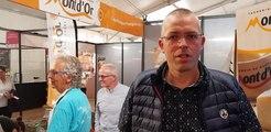 Haute Foire Pontarlier : Eric Février parle de la Coulée