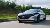 Mercedes' electric 'S-Class' - but will it be a Tesla Model S beater?