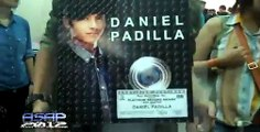 ASAP-DANIEL DEBUT ALBUM TURNS PLATINUM
