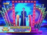 Felicitas Garcia, 53 years old, singing Blue Bayou and Wrecking Ball!?