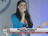 """Anne: """"""""Ang mga makakaduet ko dito hindi ko pa nakakaduet before talagang mga legend singer sila"""""""""""