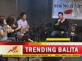 Jed, kinontratang maing wedding singer ng tatlong celebrity couples