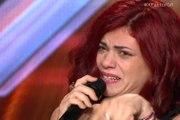 X-Factor: Ξέσπασε σε λυγμούς πάνω στη σκηνή και η αντίδραση της κριτικής επιτροπής που κανείς δεν περίμενε