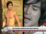 Iza Calzado kinikilig Kay Piolo Pascual