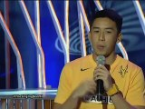 UAAP Basketball heartthrobs nag showdown ng kantahan sa The Singing Bee