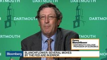 Fed Shouldn't Have Raised Rates as Much as It Did, Dartmouth's Blanchflower Says