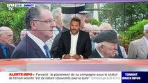 Mutuelles de Bretagne: la compagne de Richard Ferrand placée sous le statut de témoin assisté