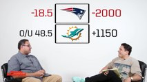 Patriots @ Dolphins Betting Preview