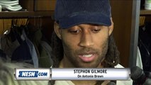 Stephon Gilmore On Antonio Brown: 'He's A Good Guy'