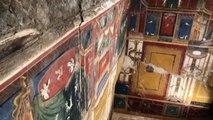 Le immagini straordinarie di Villa Romana a Positano