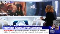 """Jean-Luc Mélenchon dénonce """"un procès politique"""" - 12/09"""