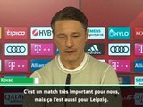 "4e j. - Kovač : ""Toujours chaud contre Leipzig"""