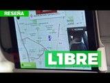L1BRE: Probamos los nuevos taxímetros digitales de la CDMX