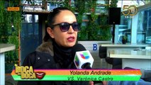 Yolanda Andrade asegura que tiene pruebas de su matrimonio con Verónica Castro