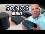 Sonos Move  así suena la primera bocina bluetooth de Sonos