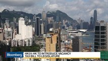 Hong Kong's Top Developer Says Future Results Likely to Be Uncertain