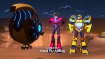 Transformers: Cyberverse - [Season 1 Episode 15]: King of the Dinosaurs