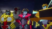 Transformers: Cyberverse - [Season 1 Episode 16]: The Extinction Event