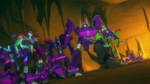 Transformers: Cyberverse - [Season 1 Episode 18]: Eruption