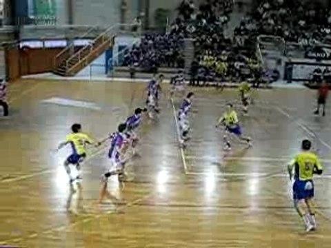 Thionville vs Selestat::  Marius Casse la lucarne !CdFHb M08