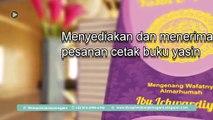 PROMO!!!, +62  813-2700-6746, Cetak Buku Yasin dan Tahlil Banjarnegara