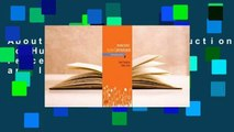 About For Books  Introduction to Human Communication: Perception, Meaning, and Identity  Best
