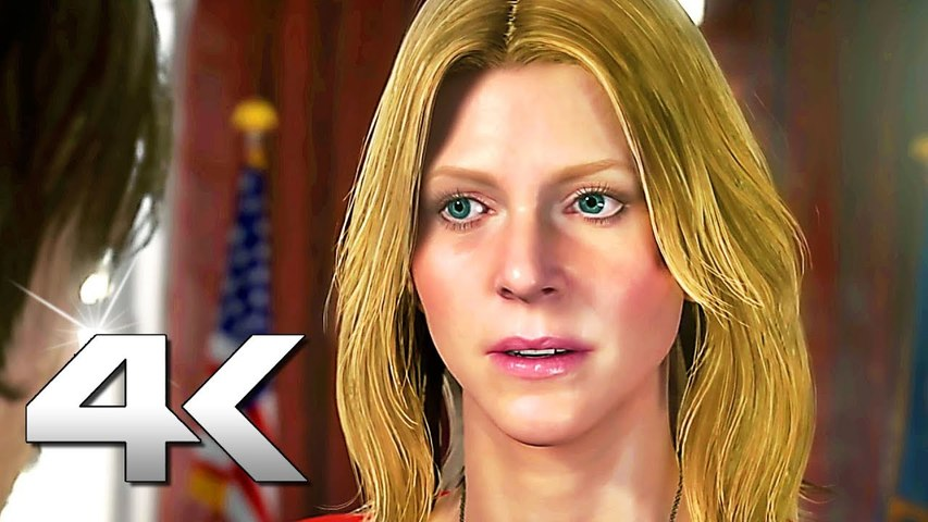 DEATH STRANDING Bande Annonce 4K _Briefing_ (TGS, 2019) PS4