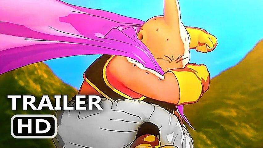 DRAGON BALL Z KAKAROT _Saga Buu_ Bande Annonce du TGS (2020) PS4 _ Xbox One _ PC