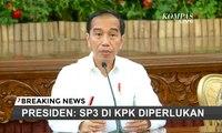 Revisi UU KPK : Presiden Nilai Dewan Pengawas KPK Diperlukan