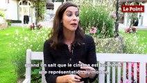 Festival de Deauville : entretien avec Anna Mouglalis