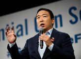 Andrew Yang Says He Will Give 10 Families $1,000 Each Month During Debate